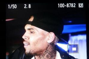 Chris Brown �tait au Axis club le 9 mai