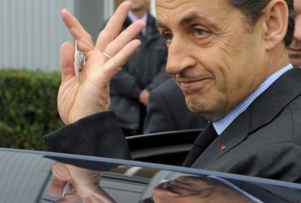Comment Sarkozy prpare dj sa reconqute&#8230; en 2017