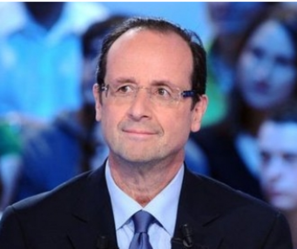 Sondage: Franois Hollande recul mais  reste en tte du second tour 