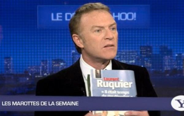 - Vid�o- Christophe Hondelatte : Il clash Laurent Ruquier & Michel Drucker