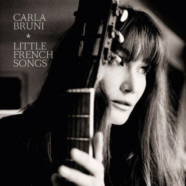 "Carla Bruni: D�couvrez des extraits de son nouvel album ""Little French Songs"""